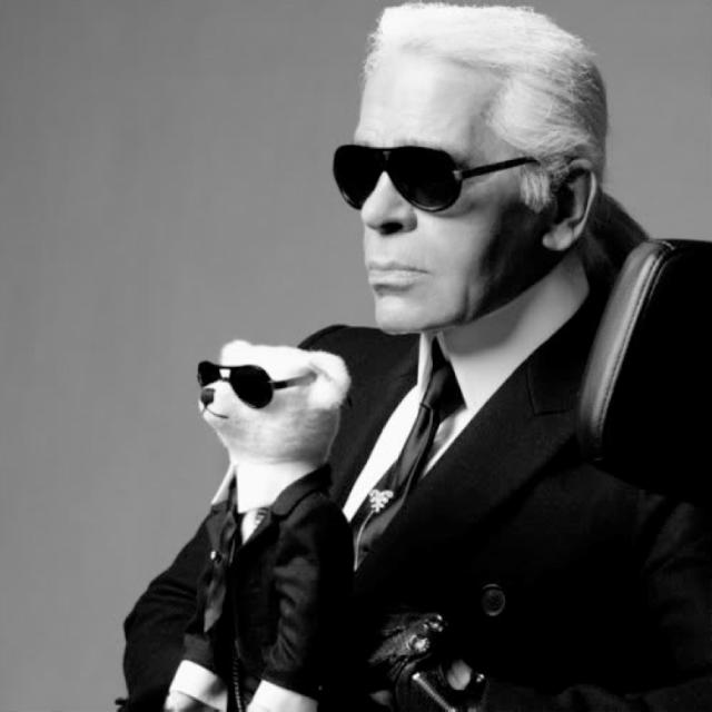 Karl Lagerfeld CheckYourParis
