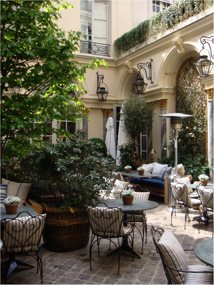 Ralph lauren paris american dream checkyourparis - Garden decor stores ...